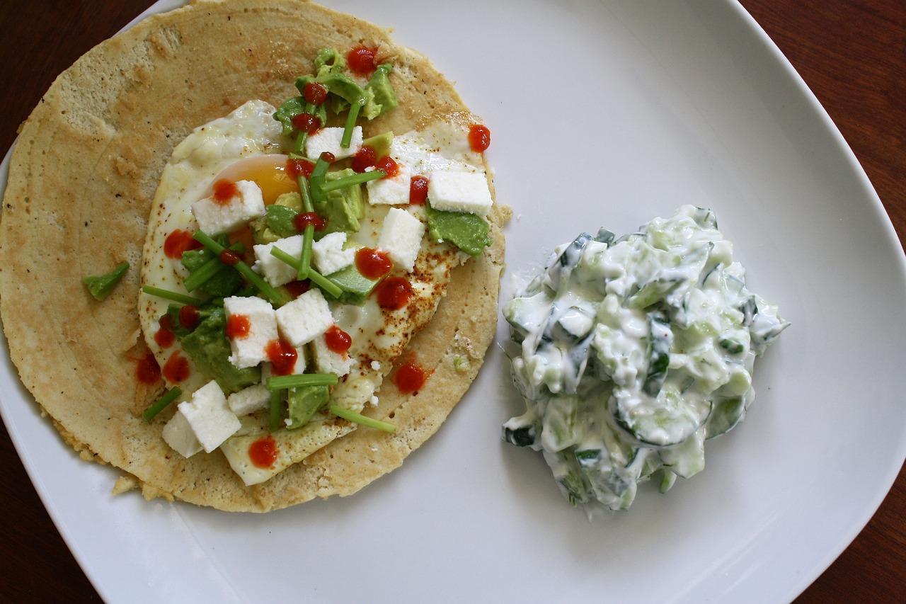 Tortilla Wraps ganz einfach selber machen