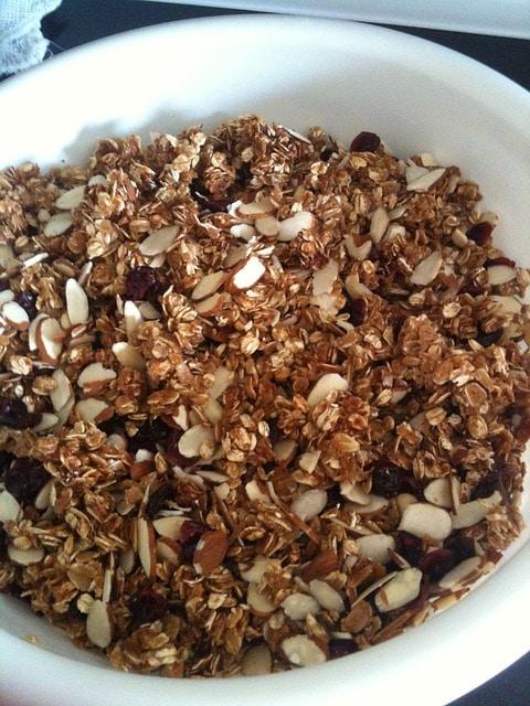 Leckerer und gesunder Frühstücks-Shake